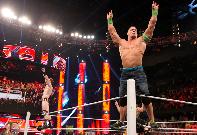 WWE RAW highlights will be included in the new video clip service.