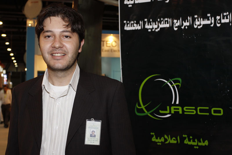 Wajdi Alsharaiheh, technical team leader at JASCO.