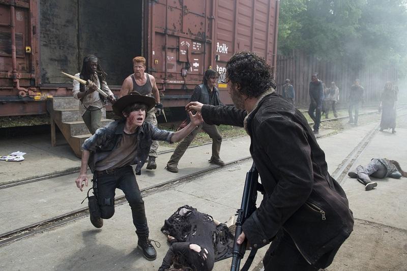 Walking Dead season 5 premieres in Middle East 24 hours after US