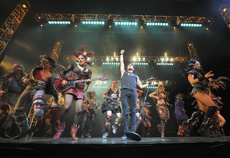 The show will bring its own kind of West End magic to Dubai.
