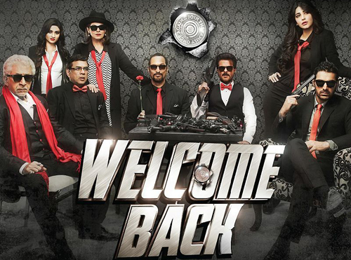 Welcome Back was due to premiere on September 2 in Dubai.