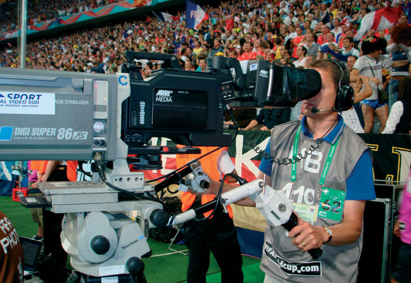 ARRI Media's digital high-speed camera, the Hi-Motion, returns after its success at the 2006 World Cup.