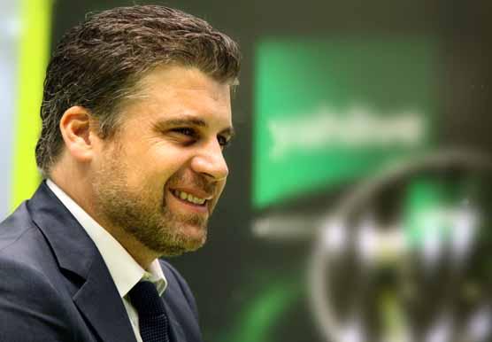 Sami Boustany, CEO, Yahlive.