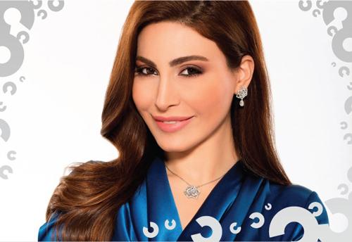 Lebanese singing sensation, Yara.