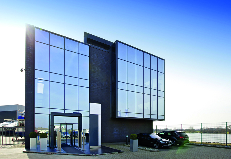 The new location of A&O Lighting Technology GmbH is in Bremen, directly on the banks of the Weser river.