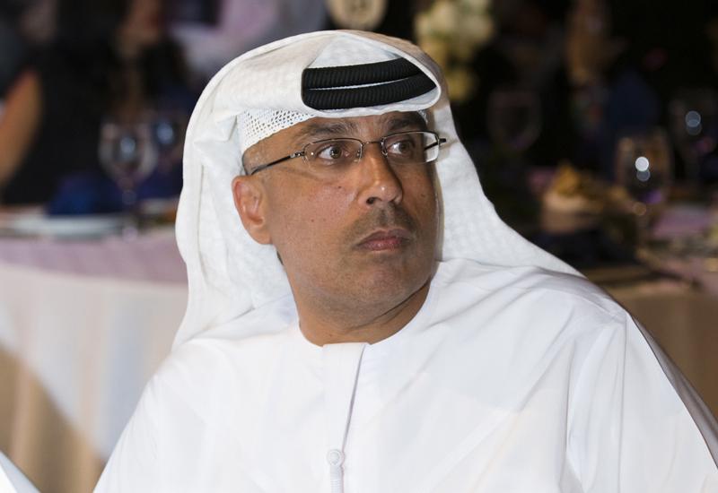 Ahmed Abdullah Al Sheikh, managing director of DMI at the Ramadan programming launch party.