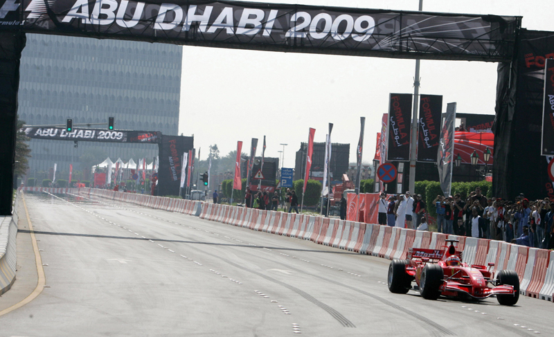 Abu Dhabi Al Riyadiya Channels, Abu Dhabi Formula 1 Grand Prix, Abu Dhabi Sports, Abu Dhabi TV, Al Riyadiya, Formula one, Grand prix, News, Delivery & Transmission