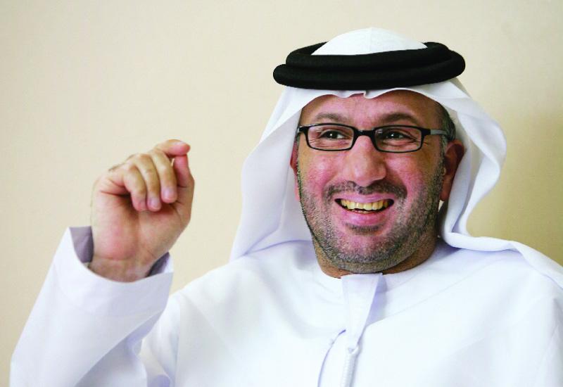 Mohamed Nasser Al Ghanim, director general, TRA.