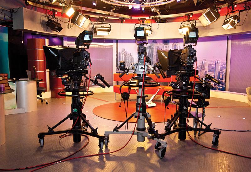 Al Aan TV is based in Dubai Media City.