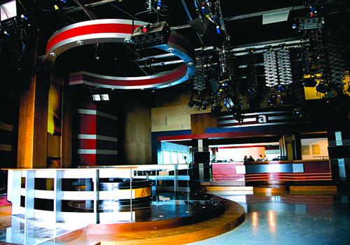 ATV has built four studios in Jordan including two 200m studios
