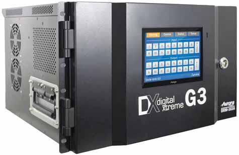 Meet the DXM-1616-G3 16x16.