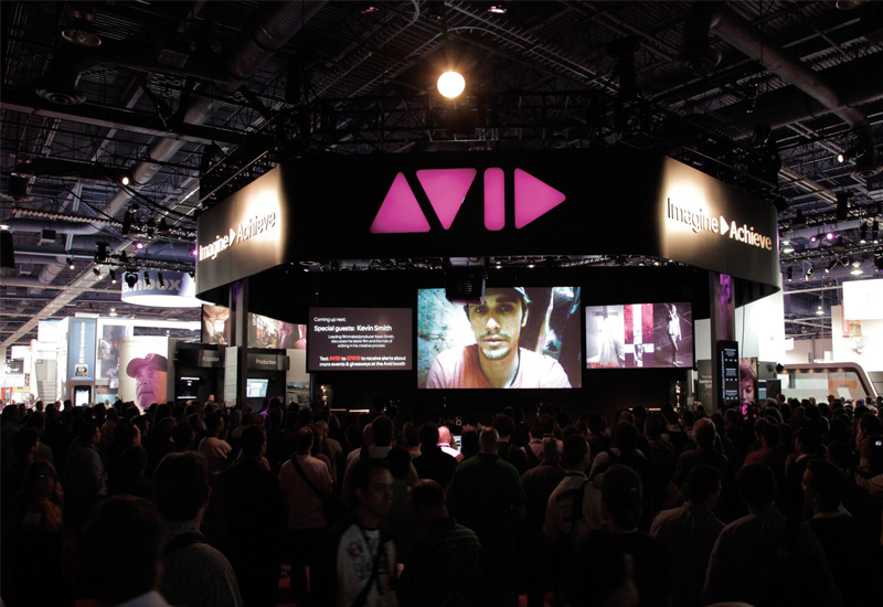 Avid is one of the key edit suite suppliers to have launched major new products over the last year.