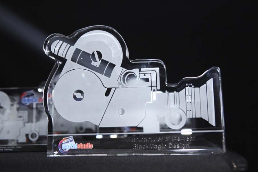 Digital studio awards, IBC, Comment, Content production, Live Events