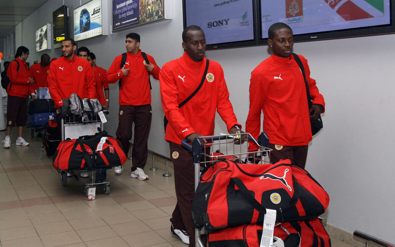 Next time Bahrain's football team fly home, they can be wowed by Kalaam in 3D.