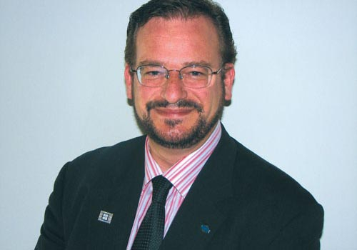 Michael Rofe, du Broadcast Services.