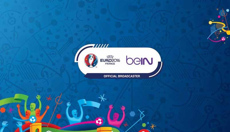 BeIN UEFA Euro 2016, Dubai, UEFA Euro 2016 Middle East, Watch Euro 2016, Watch UEFA Euro 2016, Watch UEFA Euro UAE, News, Content production
