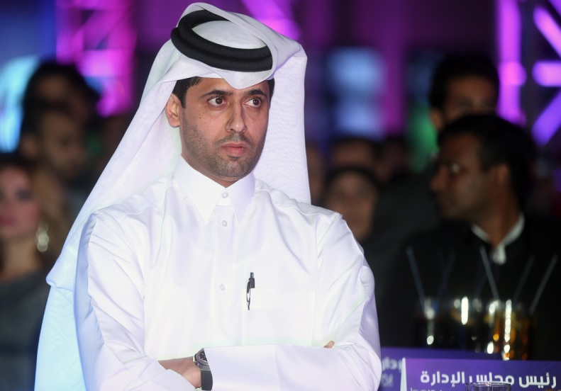 Nasser Al-Khelaifi, chairman, beIN Media Group.