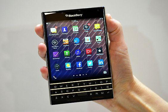 BlackBerry's Passport to recovery?