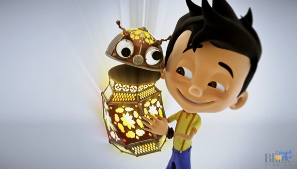 Blink Studios has launched Karim & Noor, an original animated series.