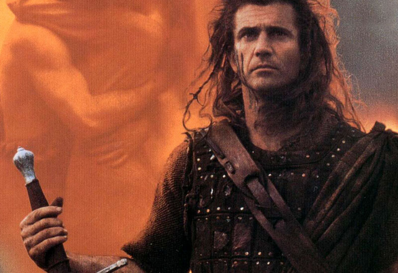 Braveheart is one of several classics that will be broadcast during prime time on MBC.