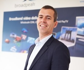 Jacques Le Mancq, CEO, Broadpeak.
