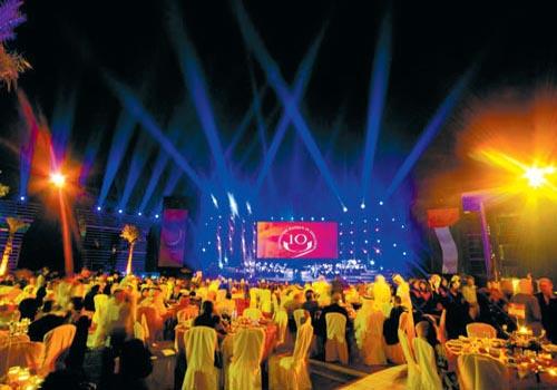 Zayed University celebrations.