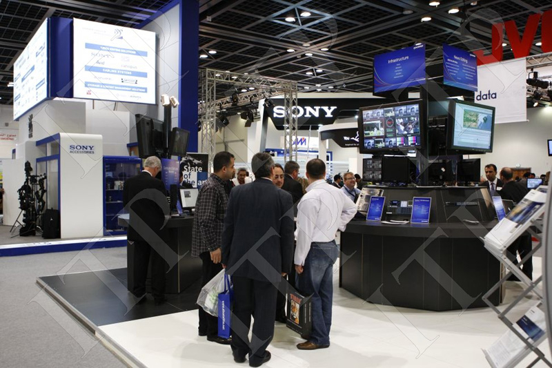 Visitors to this year's CABSAT were mostly positive about the show.