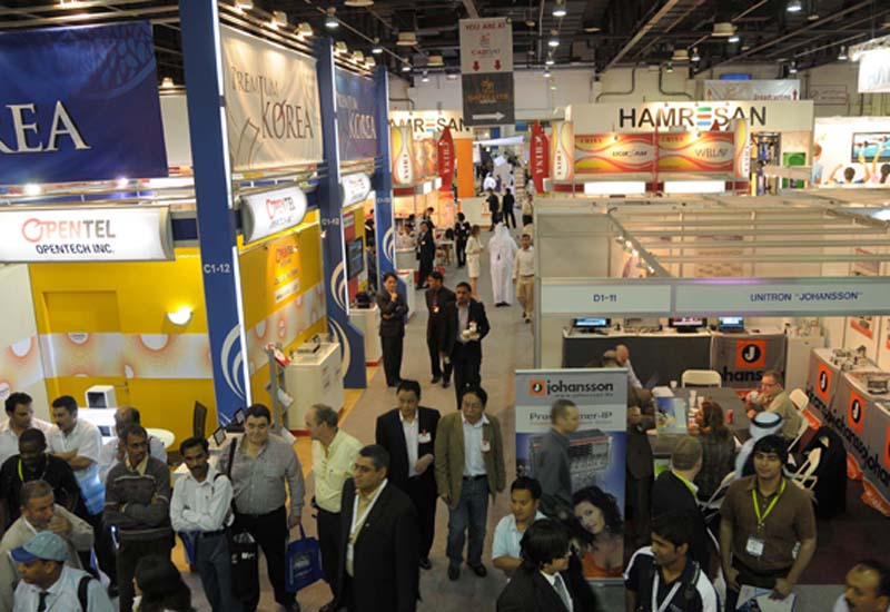 A file picture of CABSAT 2009.