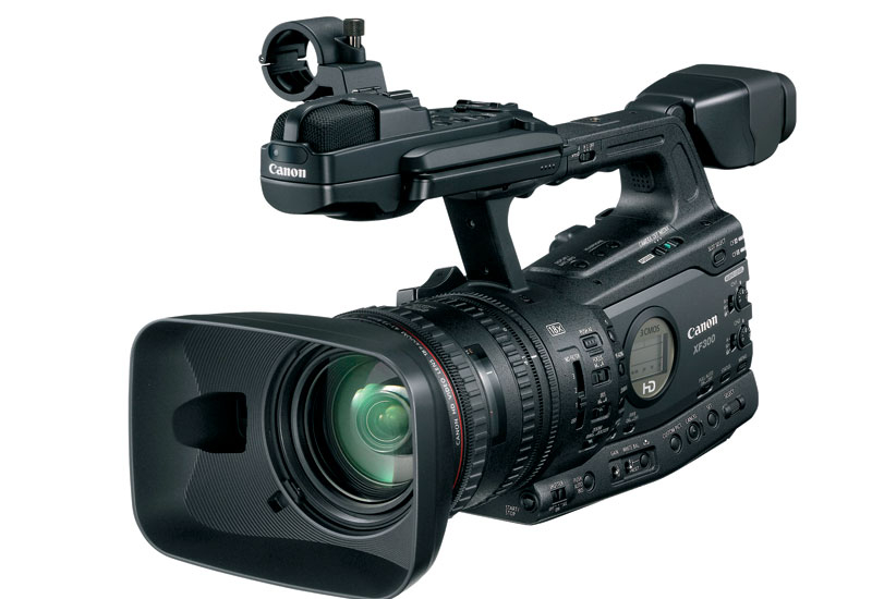 Canon launches MPEG-2  Full HD camcorders
