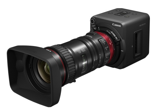 The Canon ME200S will be on show at IBC.