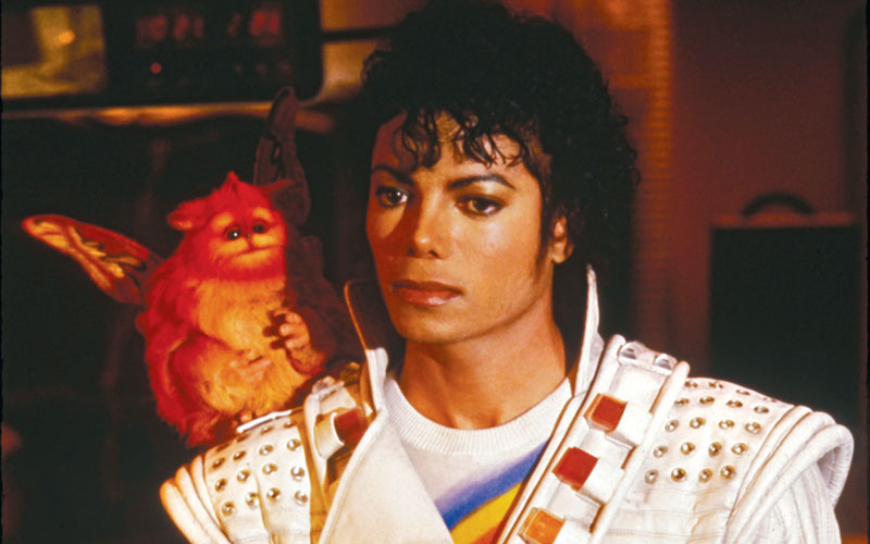 Captain Eo, starring Michael Jackson, introduced the world to the idea of '4D' entertainment.