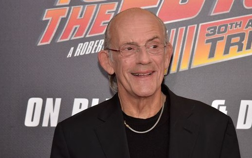 Actor Christopher Lloyd. (Getty Images)
