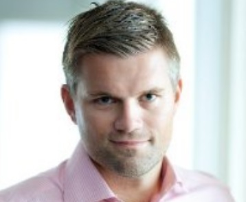 Johan Apel, CEO, ChyronHego.