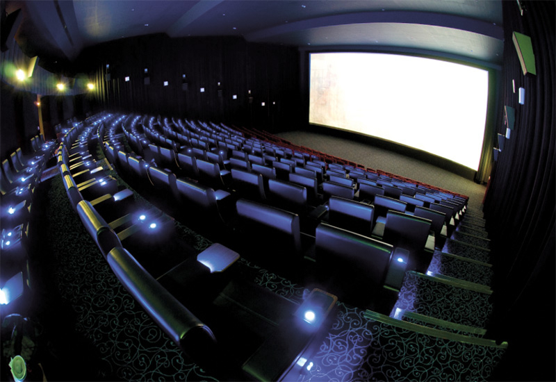 Many cinemas require a 5.1 mix in order to screen a new film.