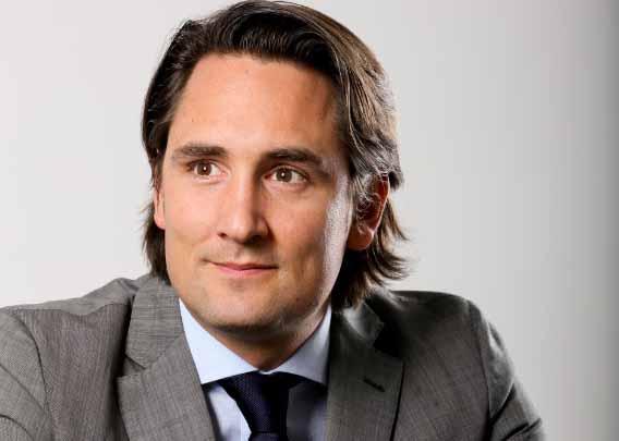 Nicolas Bruylants, managing partner, Citruss TV.