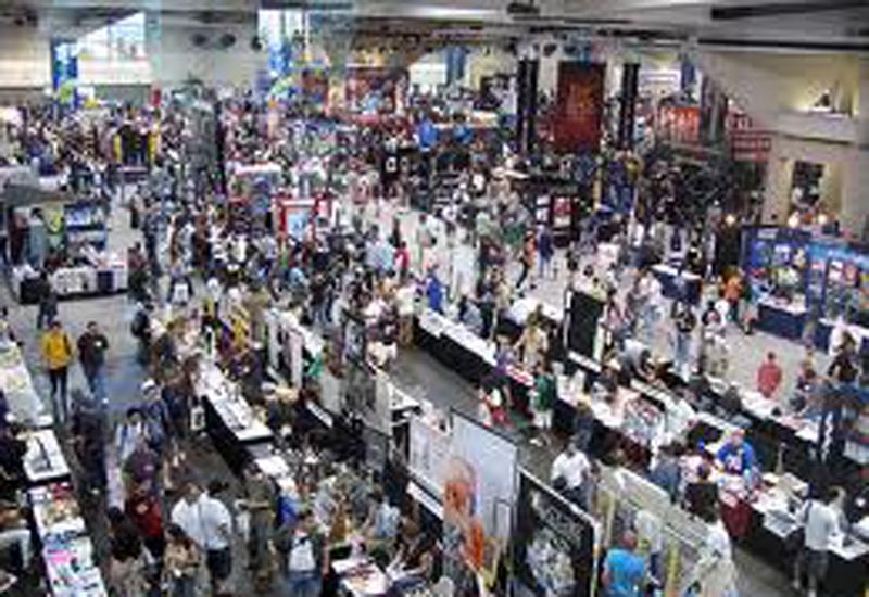 Comic Con is firmly established in the region's geek calendar.