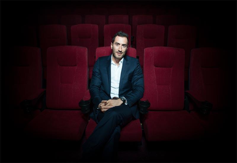 New Grand Cinemas CEO Jean Ramia.