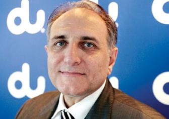 du CEO Osman Sultan.
