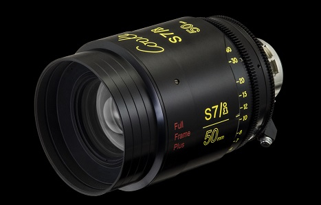 Cooke S7/i Full Frame Plus.
