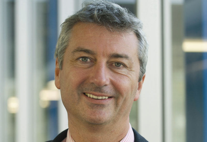 CEO Michael Crimp