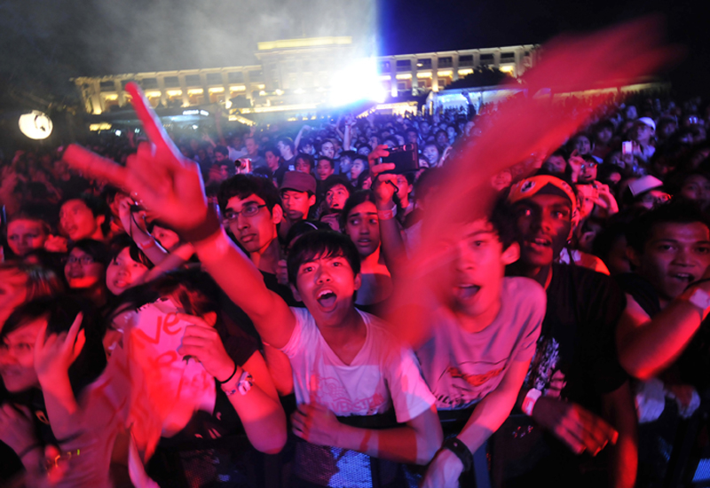 More than 100 indie acts are expected to perform at Dubai's Irish Village.