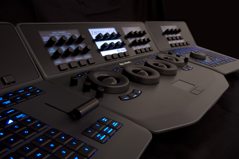 DaVinci's Impresario control surface, which debuted at NAB 2009, is expected to continue production.