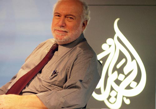 Marash cited changes in editorial direction for his departure from the Doha based network.