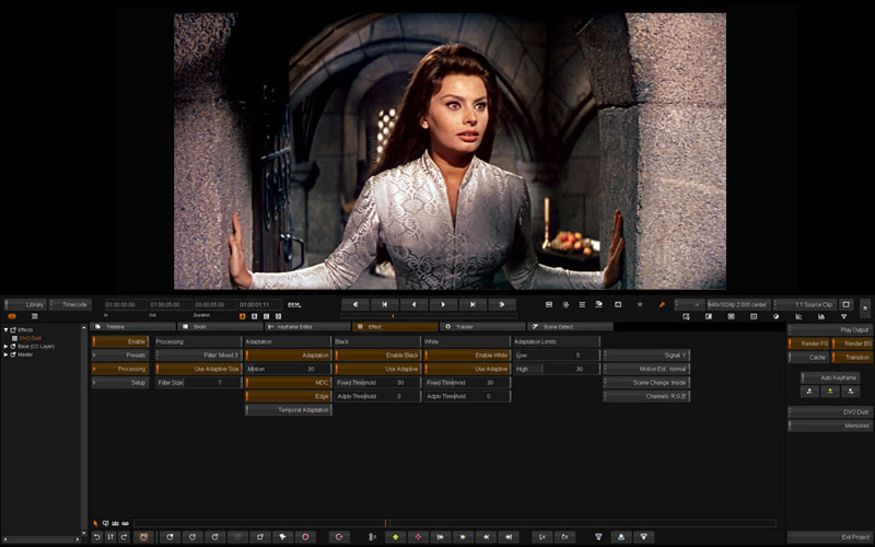 Digital Vision has released more affordable versions of Phoenix, its image restoration software.