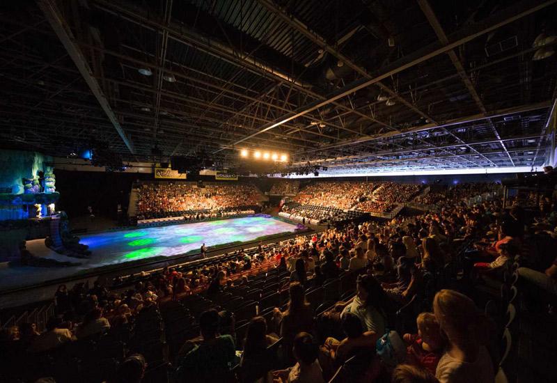 2015, Ana, Dancing, Disney, Disney on Ice, Dubai, DWTC, Elsa, Entertainment, Frozen, Ice, Ice skating, Maestra, Olaf, SES, Show, Sport, Analysis, Live Events