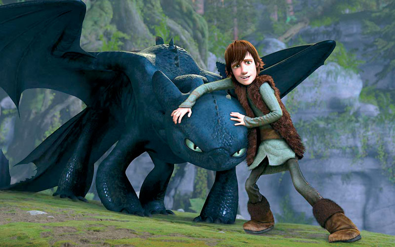 Despite competition for 3D screens from Clash of The Titans, How to Train Your Dragon was a 3D hit for Dreamworks Animations this year.