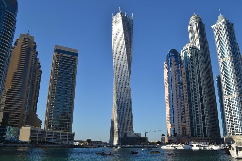 Infinity Tower Launch, News, International News