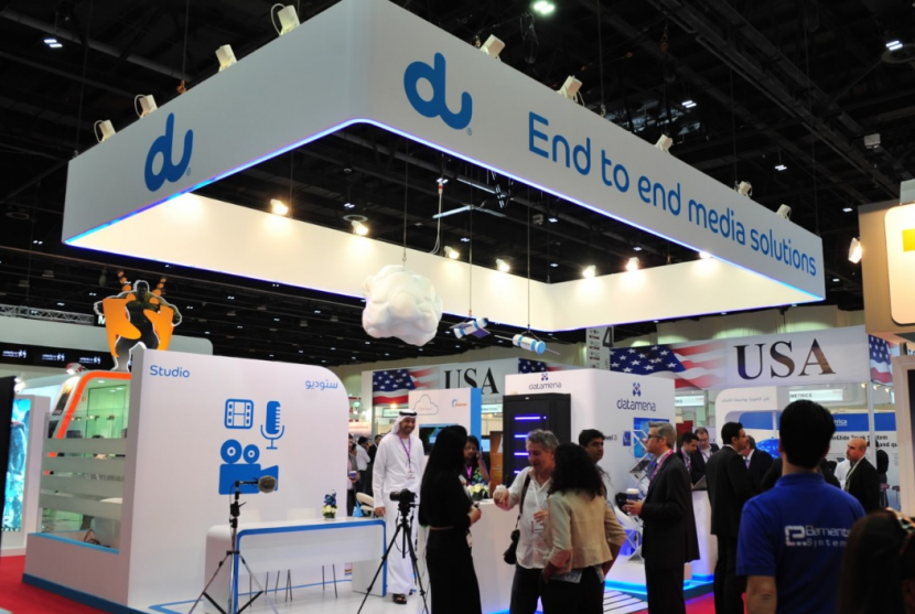 Du aims to build on its presence at CABSAT last year.