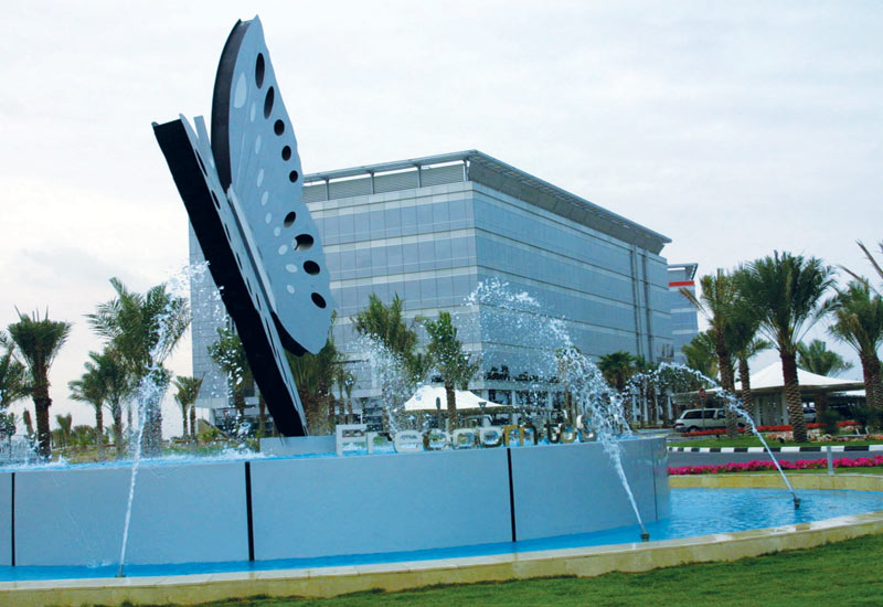 Dubai Media City has been running at capacity for several years now.