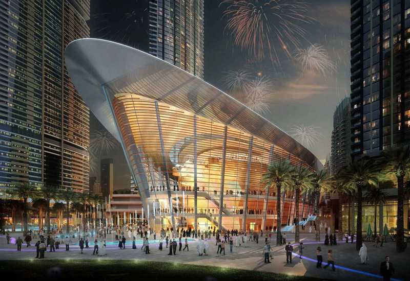 Ballet, CEO, Downtown, Dubai, Dubai Opera, Dubai Opera House, Interview, Jasper Hope, Opening, Opera, Opera house, When, Interviews, Live Events